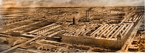 Western Electric Plant