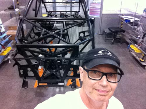 Chassis Build