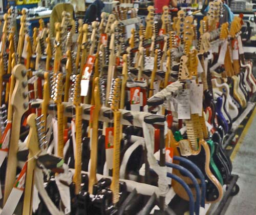 Million Guitars